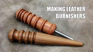 Making Leatherworking Tools