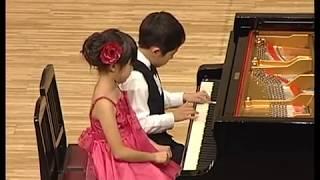 小3 ヤマハ楽器店 ピアノフェスティバル本選会にて 2012/12/16.