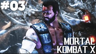 Mortal Kombat X FR | Gameplay - Episode 3 : Sub-Zero ( PS4 )