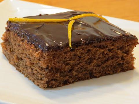 gâteau-au-chocolat,-recette-simple-et-rapide-à-préparer-/-quick-&-easy-chocolate-cake