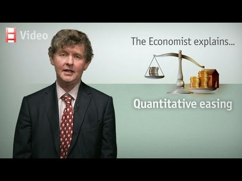 The Economist explains: Quantitative easing