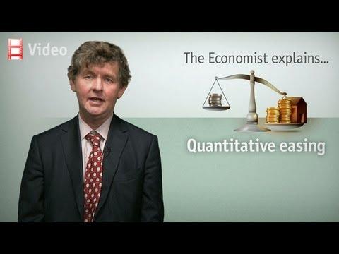 What is quantitative easing? | The Economist