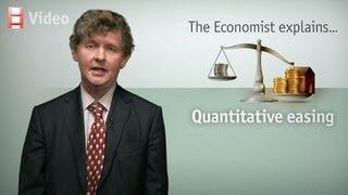 The Economist explains: Quantitative easing