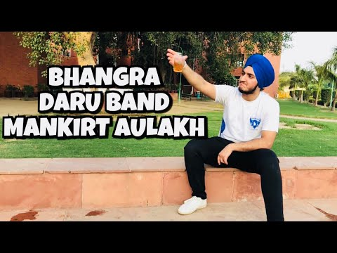 Daru Band | Mankirt Aulakh | Bhangra | Folking Desi | Speed Records | Latest Punjabi Songs 2018
