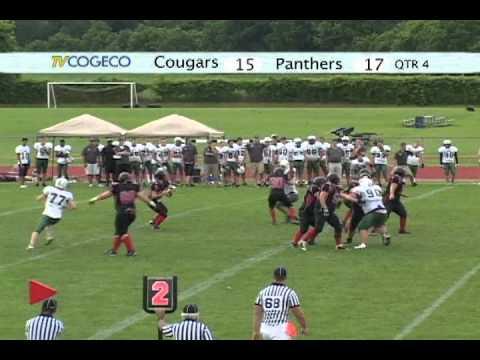 Chatham-Kent Cougars 2010 Varsity Highlights
