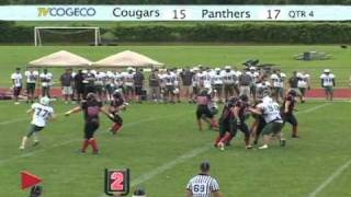 Chatham-Kent Cougars 2010 Varsity Highlights