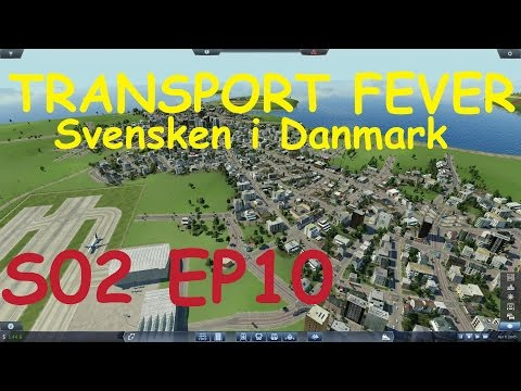 Transport Fever Gameplay på svenska #10 - Upprensningen