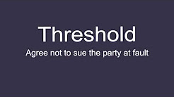 Threshold vs  the Non Threshold Policy Option in Car Insurance