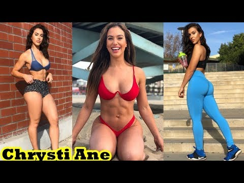 Chrysti Ane - Pink Power Ranger / All Fitness Exercises & Full Workout