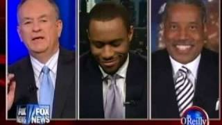 Dr Marc Lamont Hill On Bill O'reilly February 11, 2009