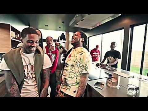 Lil' Durk ft. King Louie - BitchesBottles(Video)