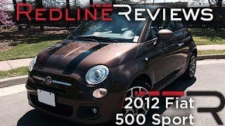 Fiat 500S 2013 Videos