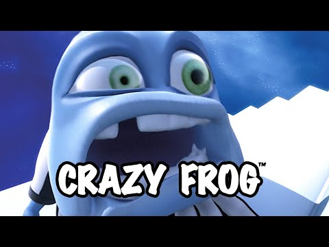 Crazy Frog - We Are The Champions (Director's Cut)