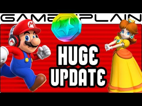 Super Mario Run Update Adds New Mode & Playable Daisy