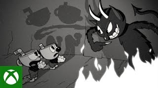 Cuphead E3 2015 Trailer for Xbox One