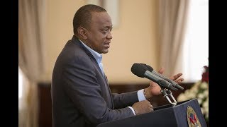 President Uhuru's speech during the burial of Joseph Kamaru