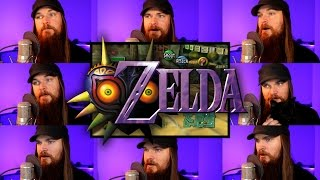 Repeat youtube video Zelda: Majora's Mask - Clock Town Day 3 Acapella