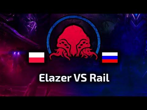 Elazer VS Rail - ZvP - Xel Naga Finest #5 - polski komentarz