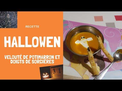 velouté-d'halloween-et-doigts-de-sorcières