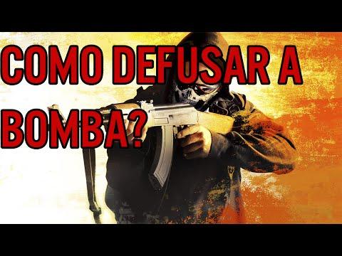 Tutorial: Como defusar a bomba no CS:GO