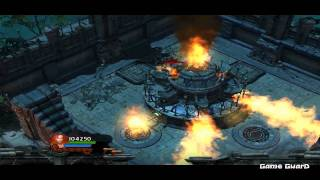Tomb Raider Guardian of Light Gameplay in HD