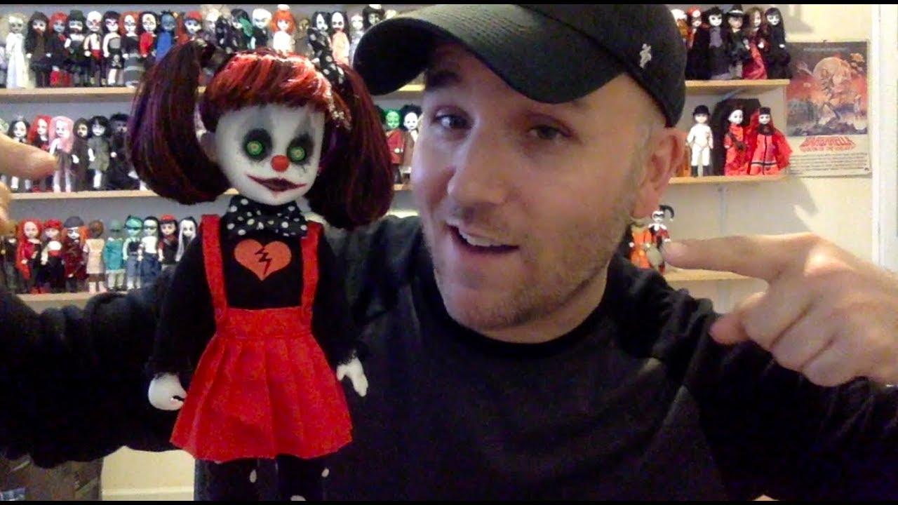Living Dead Dolls Resurrection Cuddles Youtube