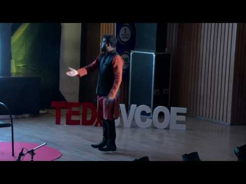 Voice of the Voiceless. | Sayed Muhammed | TEDxBVCOE