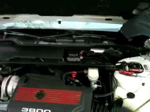 Pontiac Windshield Wiper Repair
