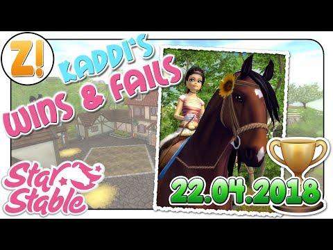 Star Stable [SSO]: Kaddi's Wins & Fails - Angelgirl Lusitano Level 1 [22.04.2018] [DEUTSCH]