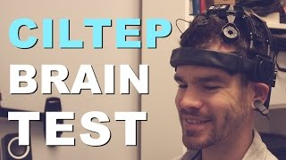 CILTEP qEEG Test at Peak Brain LA with Dr. Andrew Hill, PhD