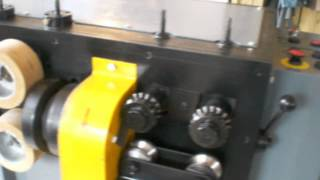 Круглопалочный станок - обзор