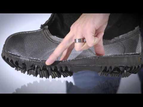 Baffin Inner Boot System Technology