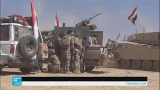 قلق أمريكي حول استخدام غاز الخردل في معركة الموصل