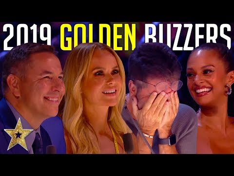 Every GOLDEN BUZZER Audition On Britain's Got Talent: The Champions 2019! | Got Talent Global