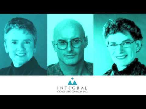 1 of 4 Ken Wilber & ICC Founders: Orienting Quadrants