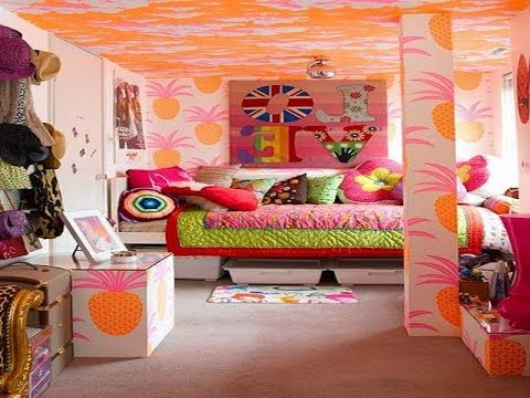 Dorm Room Ideas For Girls  Decorating Interior Makeover Hacks Tour 2018 2019  YouTube