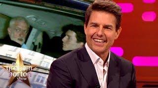 Did Tom Cruise Meet Jeremy Corbyn?   The Graham Norton Show