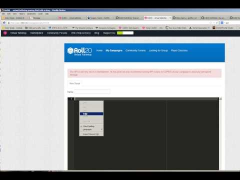 Roll20 API Tutorial