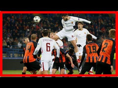 Seneste nyt   Optakt: Roma - Shakhtar D.