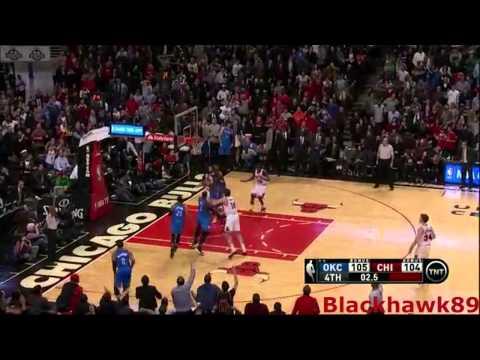 Chicago Bulls 2015-2016 Pump Up