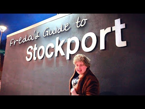Freda's Guide to Stockport
