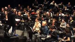 "Glenn Branca - Symphonie n°16 ""Orgasm"" - Philharmonie de Paris (1)"