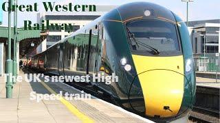 INTERCITY EXPRESS TRAIN! London Paddington to Cardiff Central Great Western Railway Trip Report