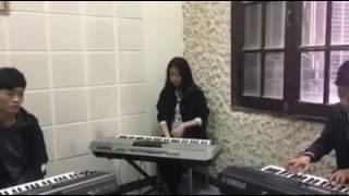 Hòa tấu đệm hát this love davichi