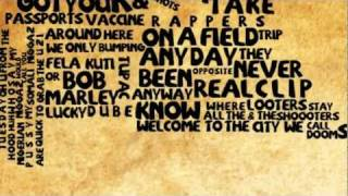 T.I.A. - K'naan Lyric Video