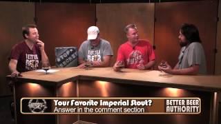 Dark Horse Plead the 5th Imperial Stout (2011 Bourbon Barrel) - Blind Taste Test