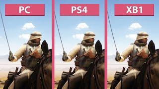 Battlefield 1 PC vs. PS4 vs. Xbox One Open Beta Sinai Desert Map Graphics Comparison