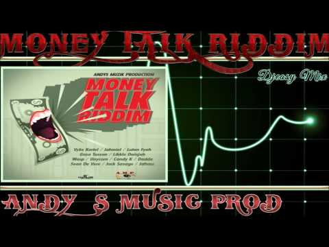 Money Talk Riddim mix  [DEC 2015]  (Andy's Muzik Prod) mix by Djeasy