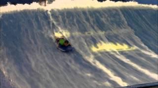 Cole surfing - Water Park of America - Radisson - Bloomington MN