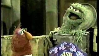 Sesame Street - Ask Oscar (the letter X)